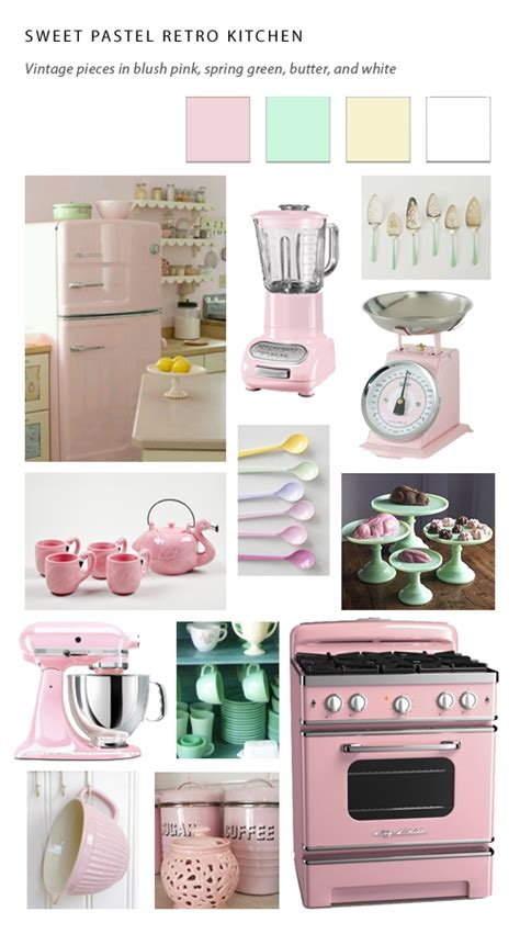 pastel kitchen pastel small kitchen appliances kitchen pinterest small