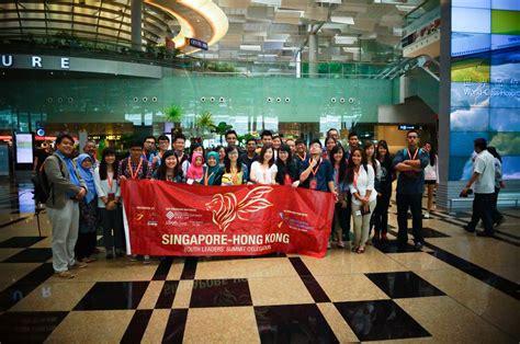 international youth leaders singapore hong kong