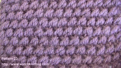 knitting stitch embossed knitting stitches knitting