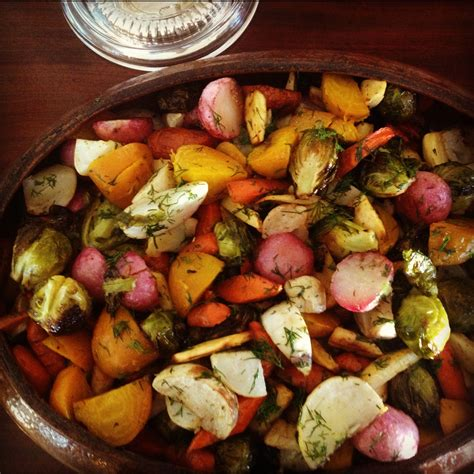 roasted root vegetables ina roasted winter root vegetables recipe dishmaps