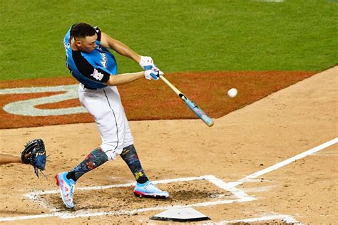 aaron judge won the home run derby business insider