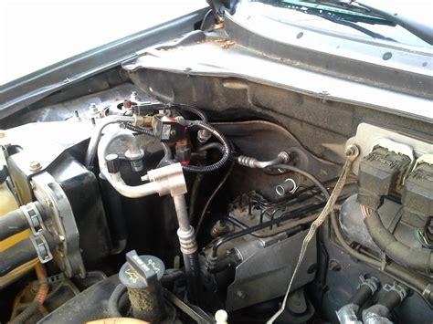 Ac Hybrid 2005 escape hybrid a c orifice greenhybrid hybrid