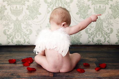 valentines day baby photos ヾ ノ40 s day inspired ᗔ baby baby names for