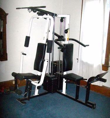 weider 9450 pro fitness system 133223379
