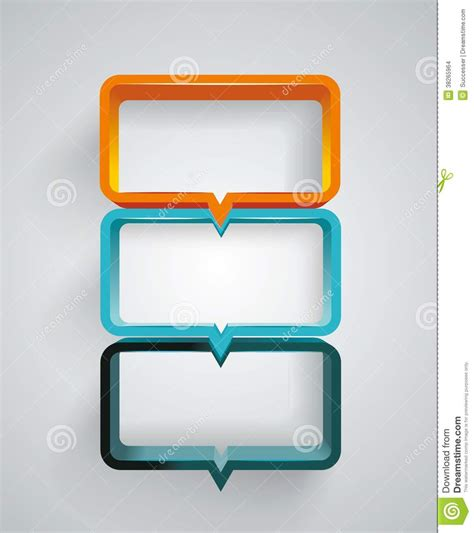 text box vector design stock vector illustration