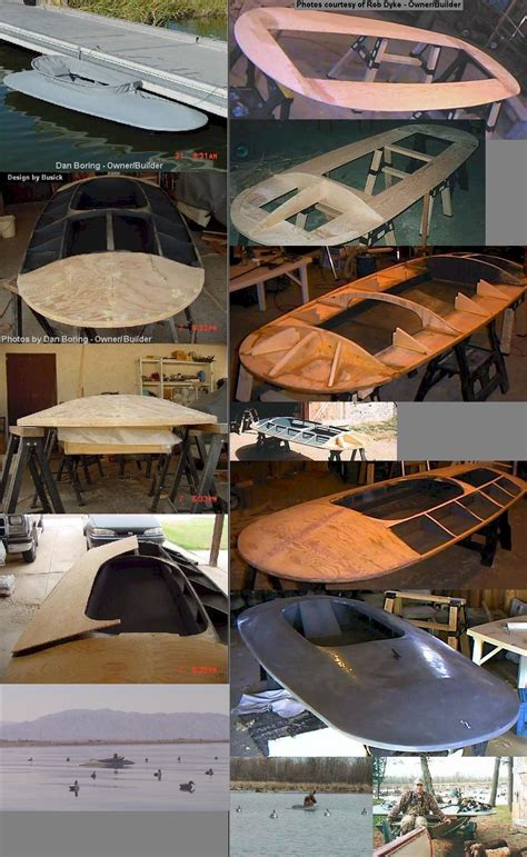 layout duck hunting boat plans duck boat plans plywood buat boat