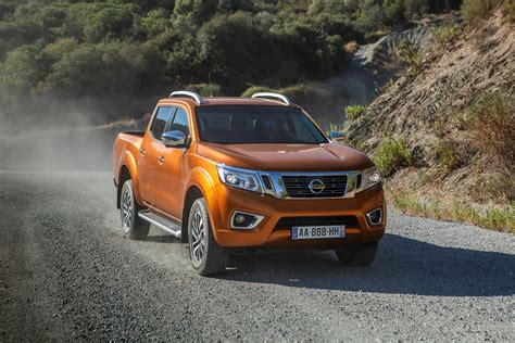 Navara Taned gallery nissan navara np300 sets foot in europe paul image 370499