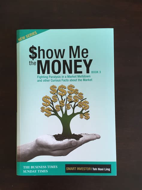 Show Me The Money Book 3 By Teh Hooi A Book