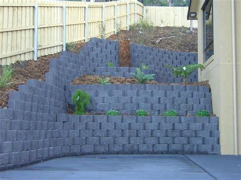 Interlocking Garden Wall Blocks 8 Split Concrete Block