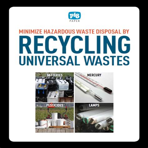 what is universal waste expert advice