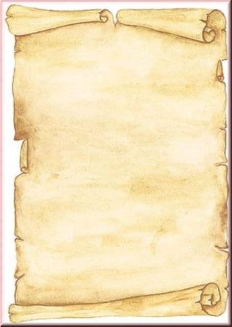 Word Vorlage Urkunde Schriftrolle Urkundenfeinpapier Pergament 50 Blatt