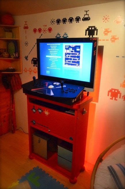 ikea game room 32 best images about arcade garage on pinterest