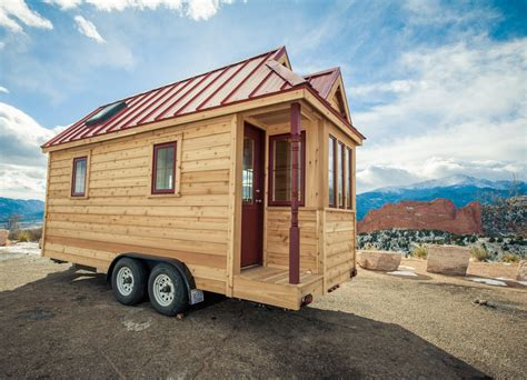 buy tiny house on wheels best tiny houses coolest tiny homes on wheels micro house plans thrillist