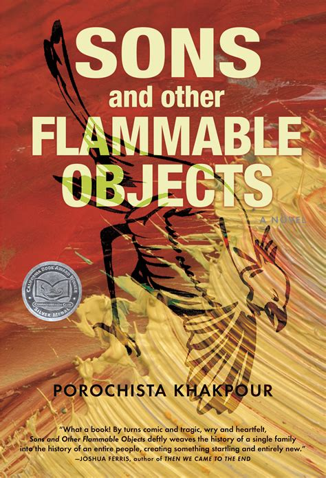 sons books sons and other flammable objects porochista khakpour