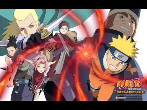 soundtrack sedih film naruto naruto movie 2 soundtrack 39 temujin youtube