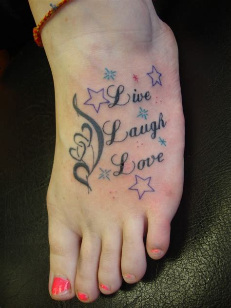 live laugh love origin live laugh love tattoos designs ideas and meaning