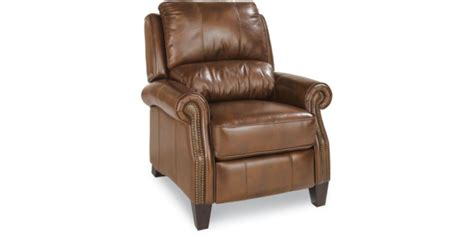 lazy boy leather recliner tarleton high leg recliner