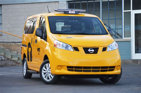 nissan nv200 taxi 2013 nissan nv200 taxi spin photo gallery autoblog