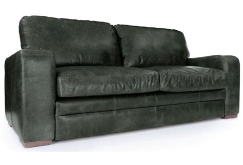 large 4 seater sofa urbanite vintage leather large 4 seater sofa bed from