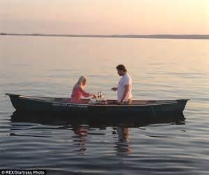 lowe boats orillia dean mcdermott treats wife tori spelling to sunset dinner