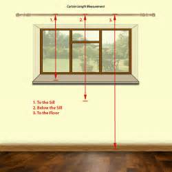 How To Measure For Drapes How To Measure For Curtains Step By Step Guide