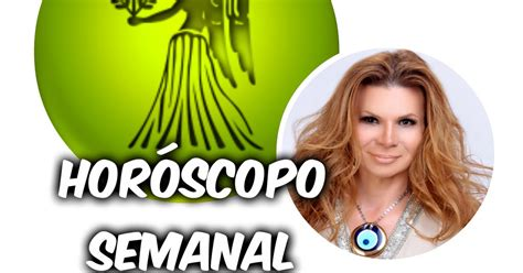 horoscopos mhoni vidente libra el hor scopo de la semana new style for 2016 2017