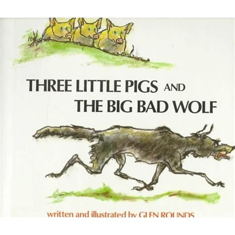 the big bad whaaaat books three pigs and the big bad wolf by glen rounds