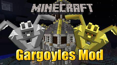 gargoyles mod   protector   builds miinecraftorg
