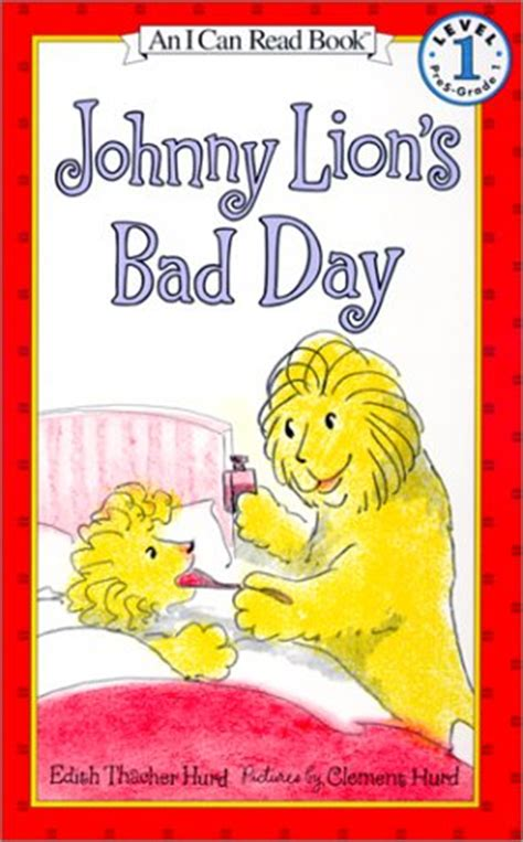 what can i do books johnny s bad day i can read books level 1