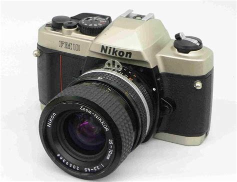 Kamera Nikon Fm goadvert cara kerja kamera manual nikon fm10