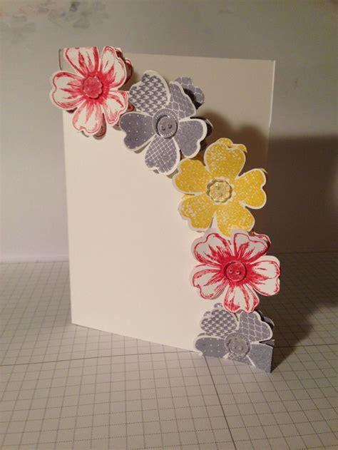 flower card ideas flower shop stin up card flowers