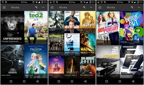 film it app free movie streaming apps for android ios infinity on loop