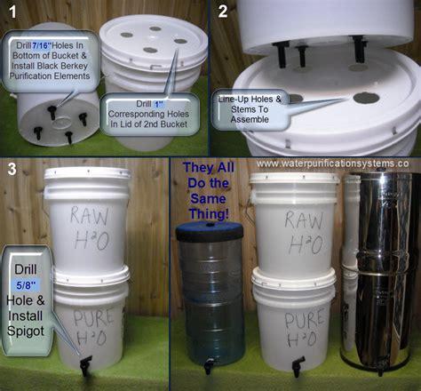 Handmade Water Filter - bulk discounts berkeywaterfilterfolks