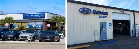 Allen Hyundai Gulfport Ms by Allen Hyundai New Hyundai Dealership In Gulfport Ms 39507