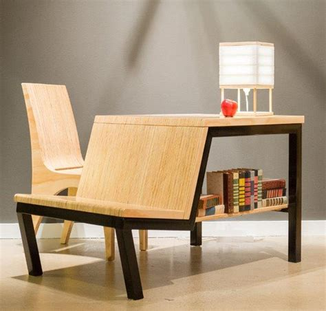 design milk home furnishings multifunctional desk table chair for small spaces design