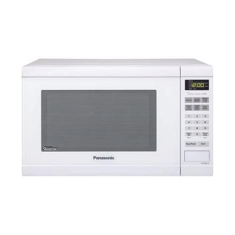 Microwave Panasonic Nn S235wf panasonic nn sn651w family size 1 2 cu ft 1200w countertop microwave oven white