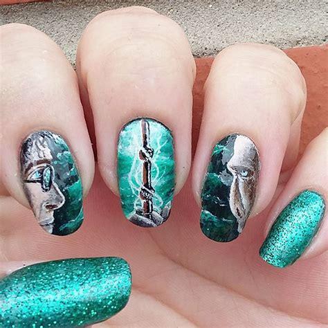 Harry Potter Nail 58 harry potter nail ideas that are magic bored