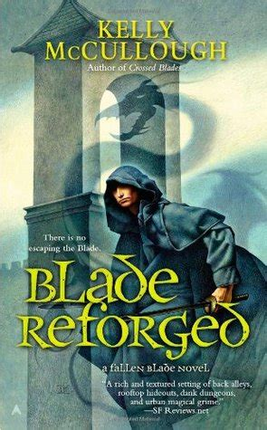 Blade Reforged blade reforged fallen blade 4 by mccullough