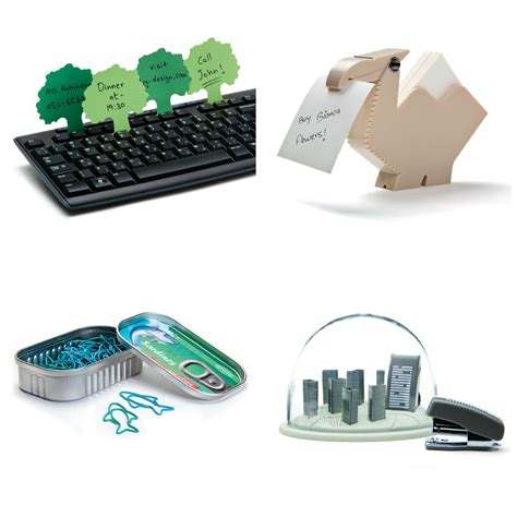 Liven Up Your Desk With Holiday And Travel Themed Desk Work Desk Accessories
