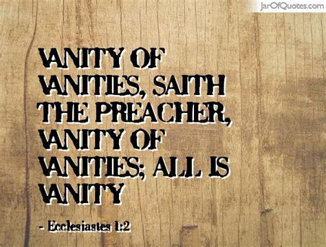 Ecclesiastes All Is Vanity by Therefore God Exists Answers That Our Churches