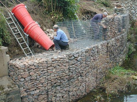 Gabion Walls & Baskets