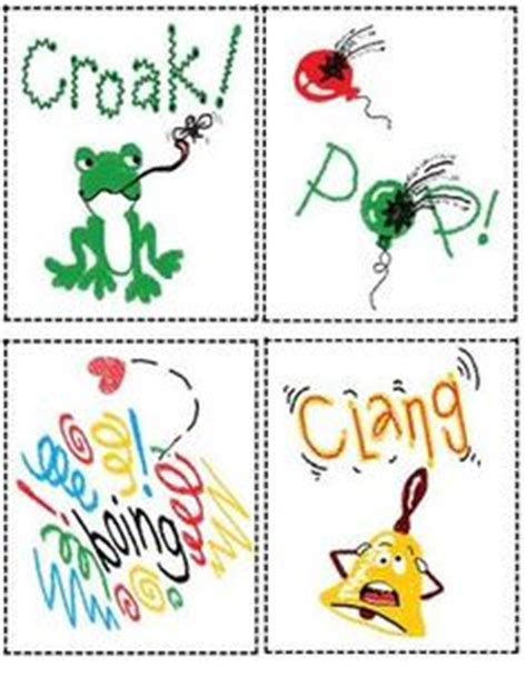 Visual Onomatopoeia by 1000 Images About Onomatopoeia On Pop
