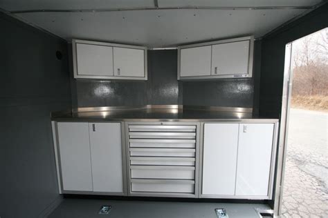 v nose cargo trailer cabinets trailer specialty vehicles photo gallery moduline part 4