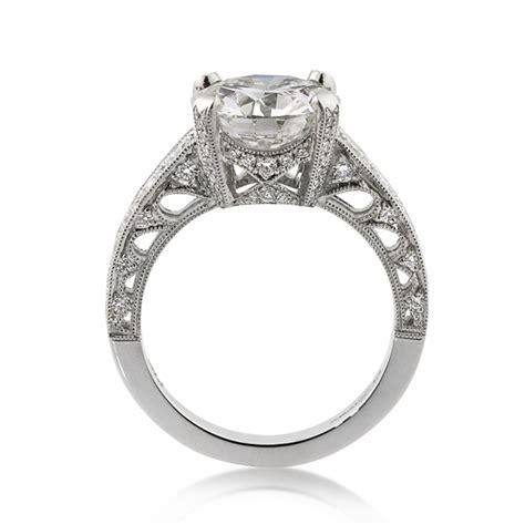 Cincin Fashion Berlian Eropa Tabur 093 Ct Ikat Emas Putih gambar jual cincin berlian eropa 1 86ct model borobudur ikat emas di rebanas rebanas