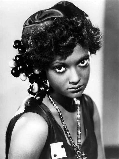 african american female movie stars nina mae mckinney 1912 1967 the first successful black