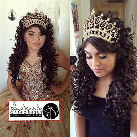 Hairstyles For Quinceaneras 2017   HAIRSTYLE GETTY