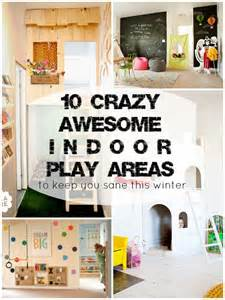 Garage Gym Design remodelaholic top ten indoor kids play areas and link party