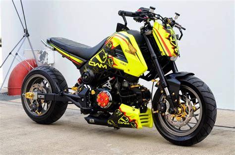 Motorrad Honda Thailand by Honda Msx 125 By Kdshop Thailand M S X 1 2 5 Grom