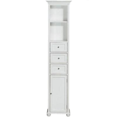home decorators home depot home decorators collection 15 in w linen cabinet in white