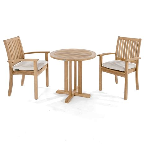 Teak Bistro Table Click Image To Zoom Hover To Pause